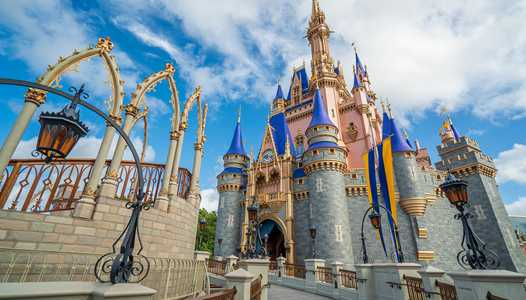 Florida Resident Disney Magic Flex Ticket from $49 per day