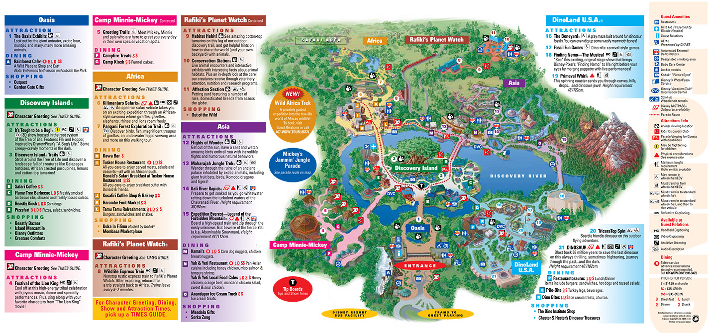 Park Maps 2011 - Photo 1 of 4