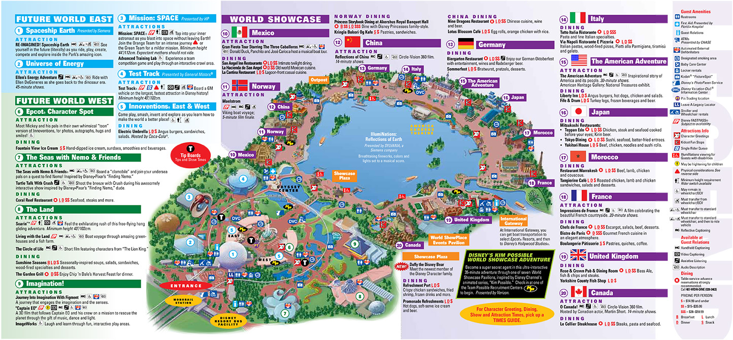 Park Maps 2011