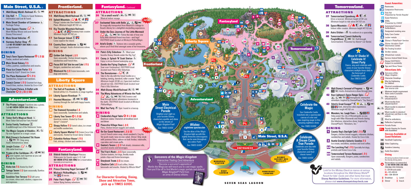 Park Maps 2013 - Photo 6 of 8