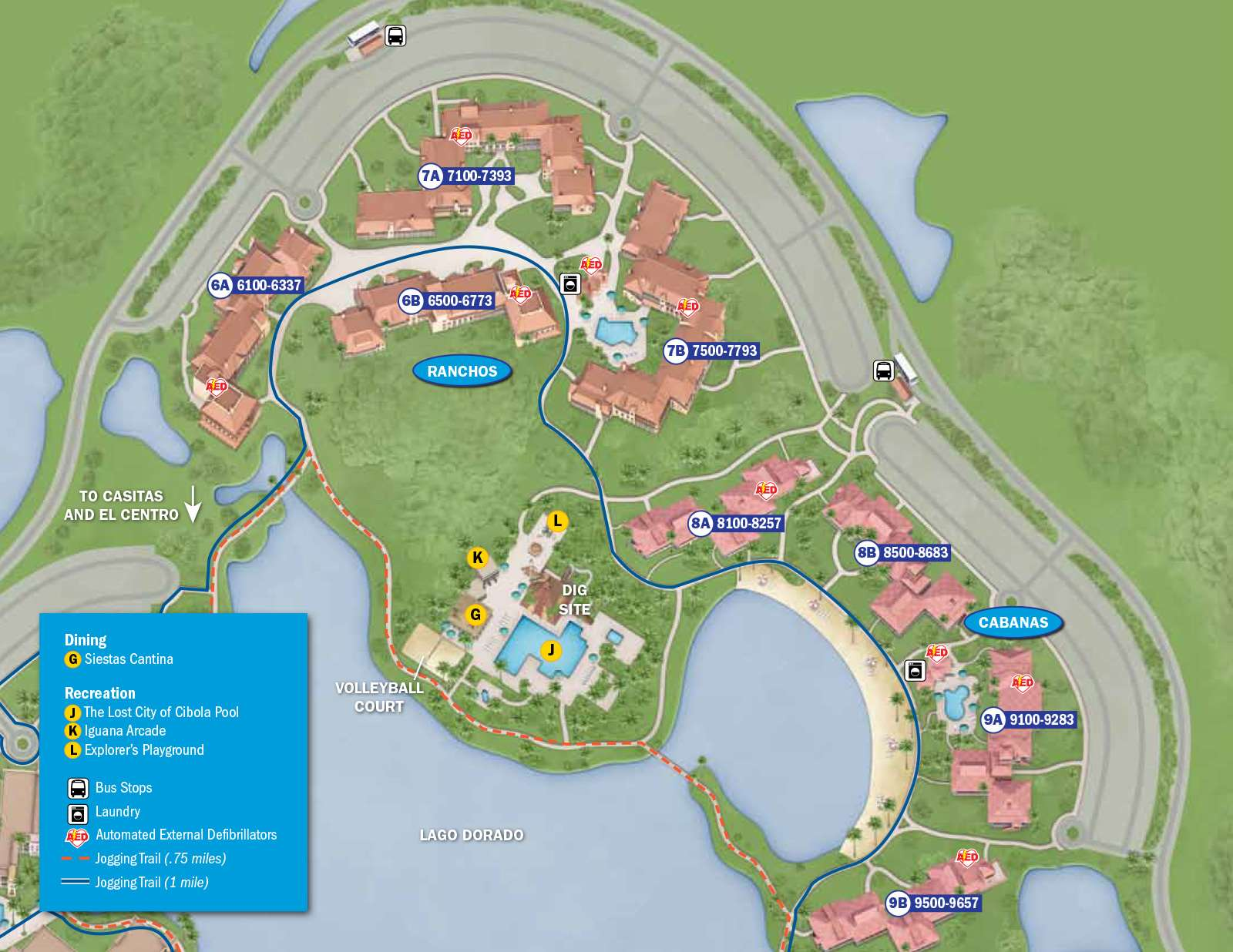 PHOTOS - New design of maps now at Walt Disney World resort hotels