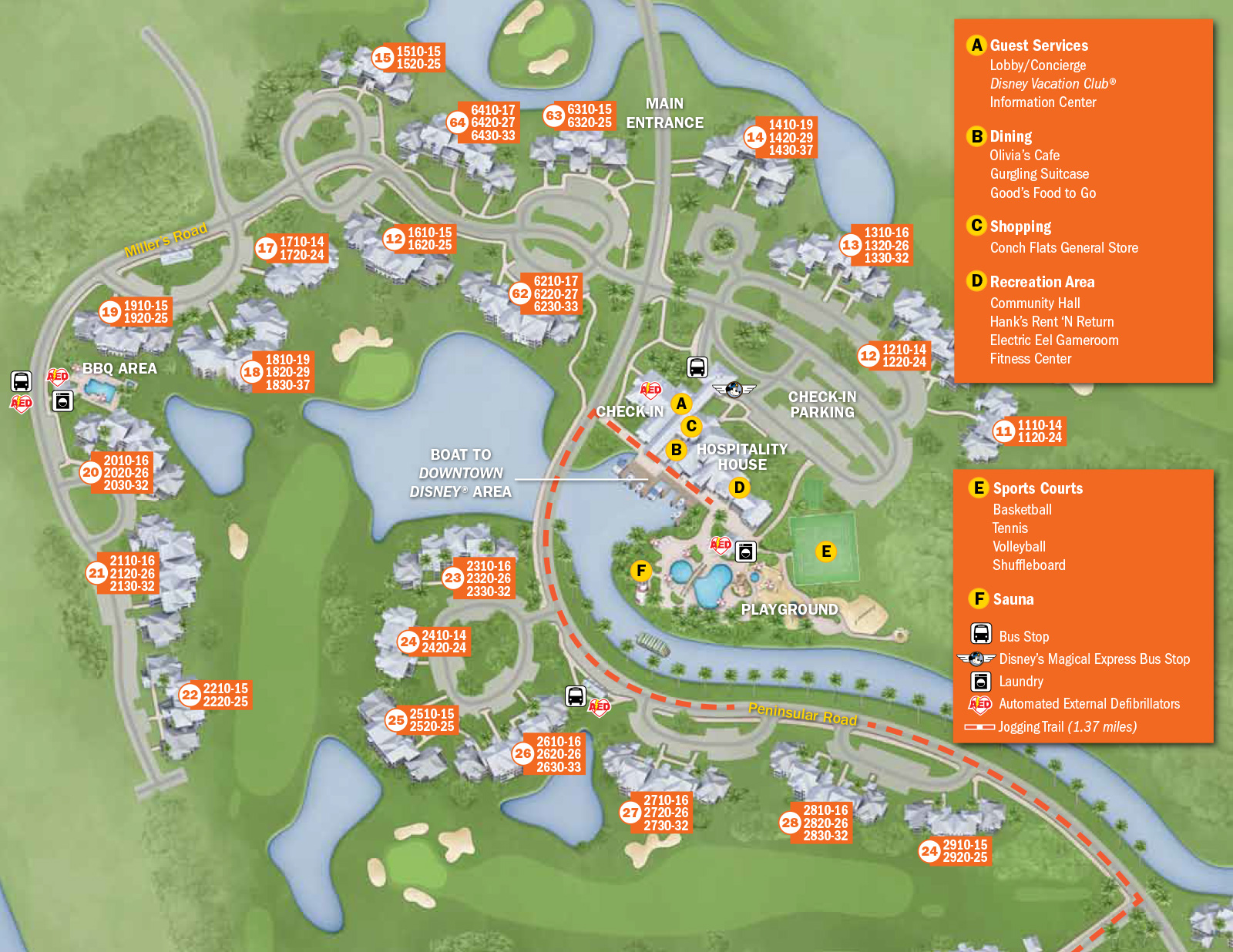 . new look  resort hotel maps  photo  of
