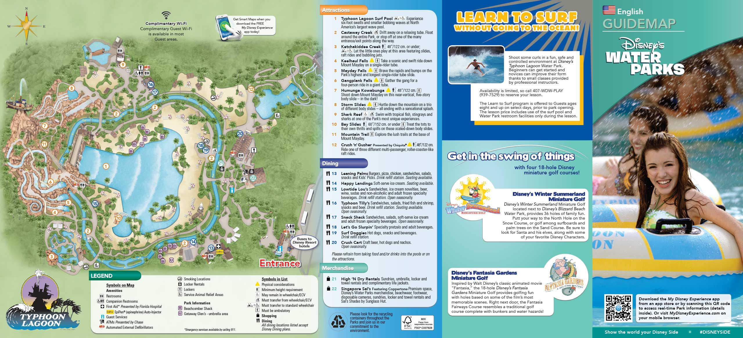 May 2015 Walt Disney World Resort Park Maps - Photo 9 of 14