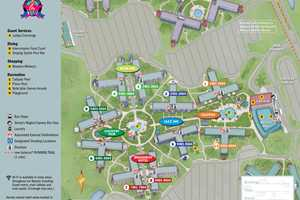April 2017 Walt Disney World Resort Hotel Maps - Photo 29 of 33 on