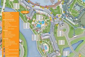 April 2017 Walt Disney World Resort Hotel Maps - Photo 29 of 33