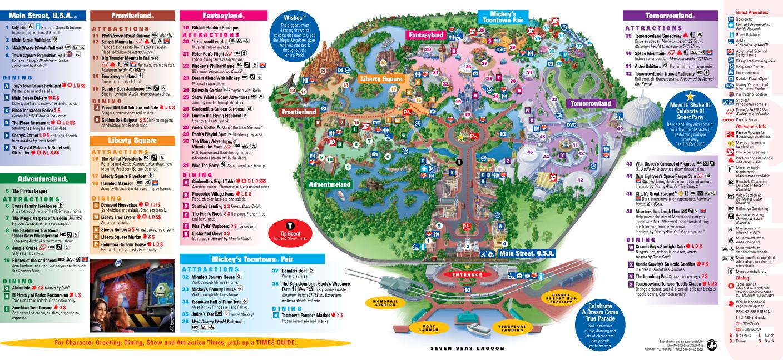 Park Maps 2009
