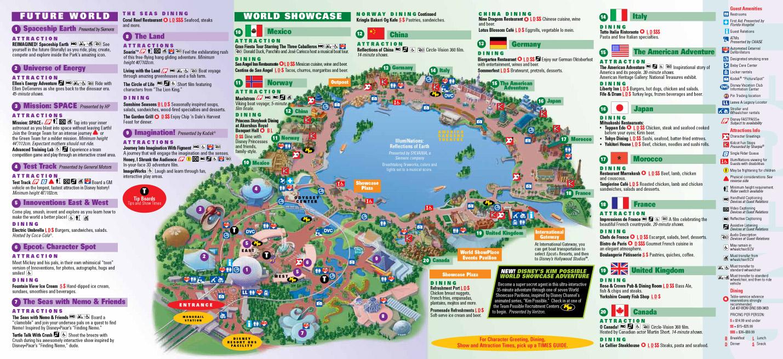 Park Maps 2010