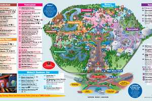 map of magic kingdom disney world 2019