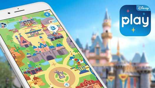 Disney launching 'Play Disney Parks' app this summer