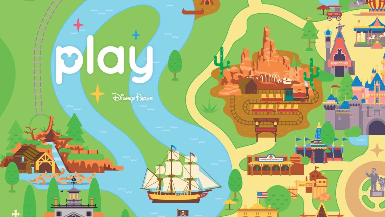 Play Disney Parks app screenshot