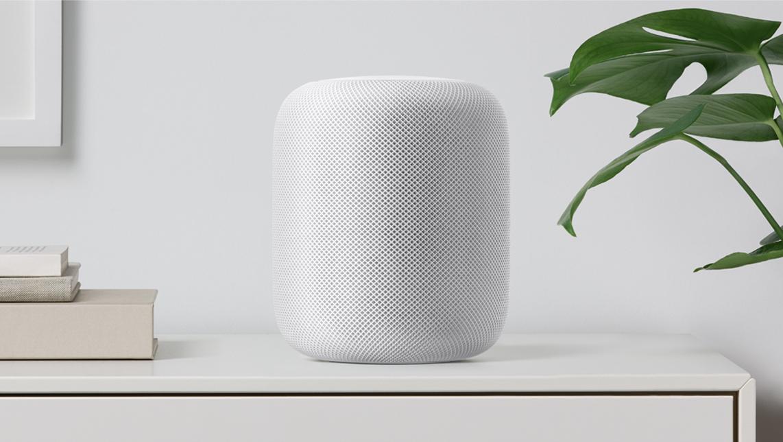 Apple HomePod smart speaker