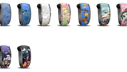 New MagicBand upgrade options are now available