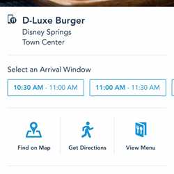 Mobile Order Return Window, Apple Pay and Gift Card support