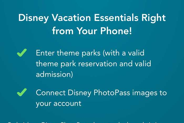 Disney MagicMobile screenshots