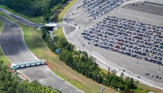 Walt Disney World Parking Fees increase effective today