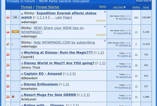 WDWMAGIC Screenshots v1.01 - FREE iPhone and iPod Touch app from WDWMAGIC