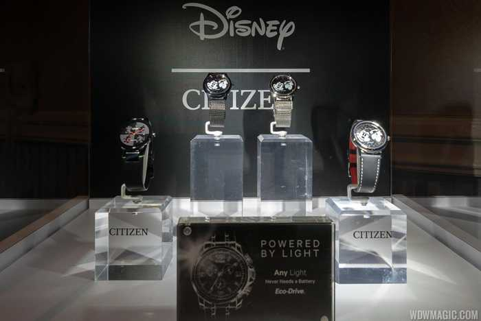 Citizen and Disney alliance