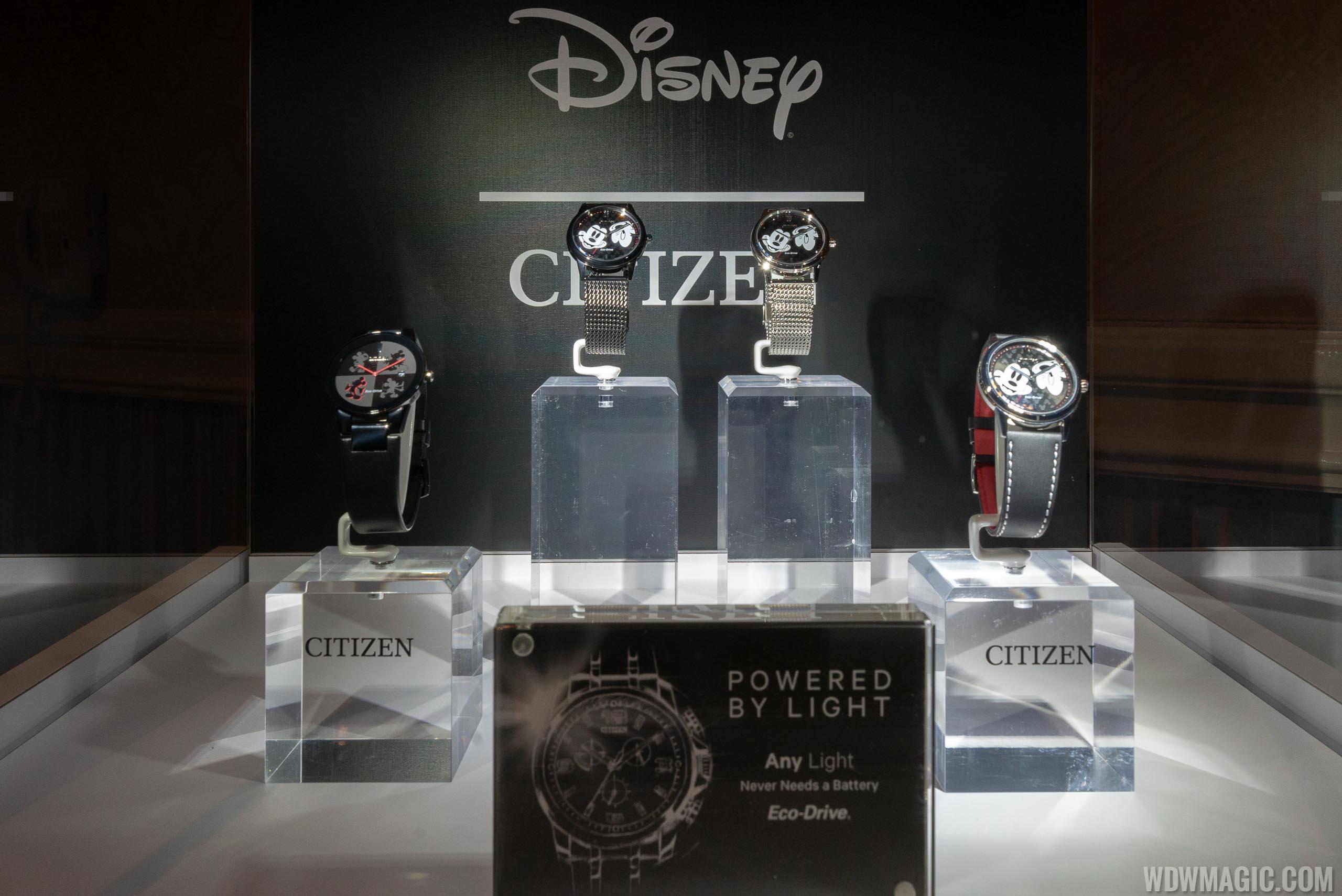 Citizen and Disney alliance