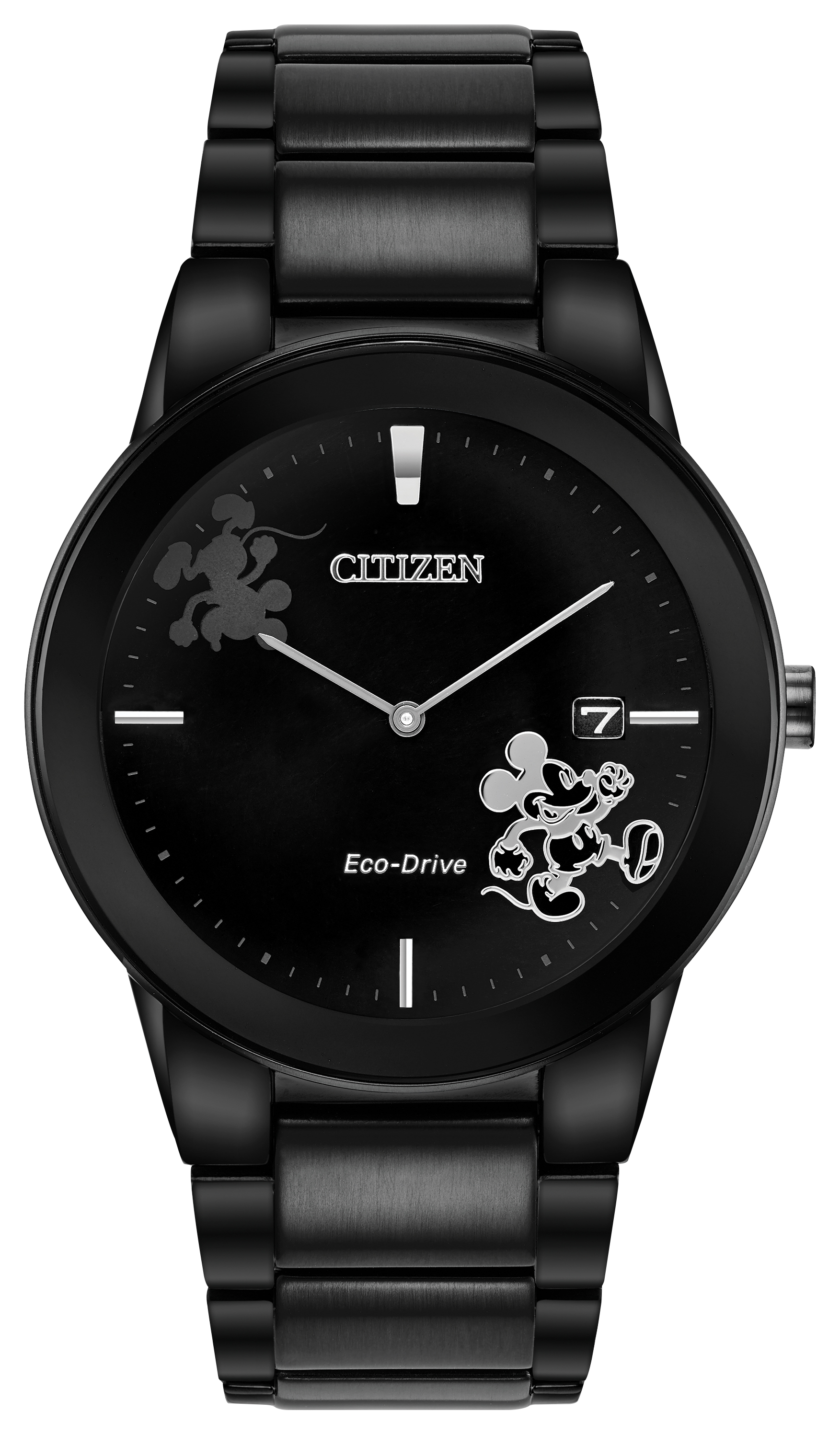 Citizen Mickey timepieces