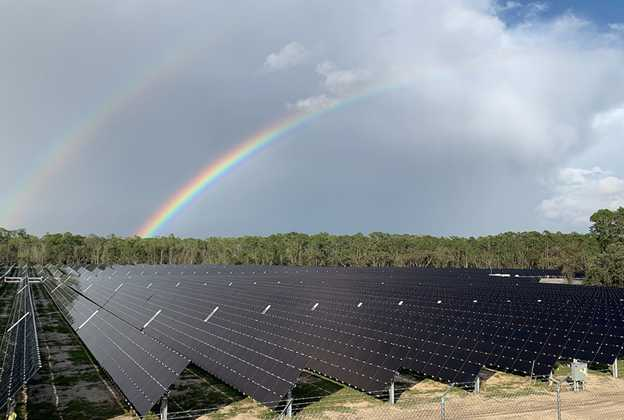 270-Acre Solar Facility at Walt Disney World Resort