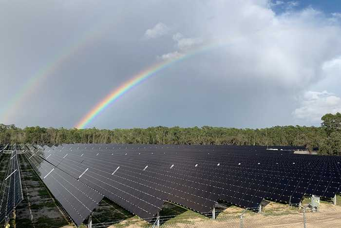 270-Acre Solar Facility at Walt Disney World Resort