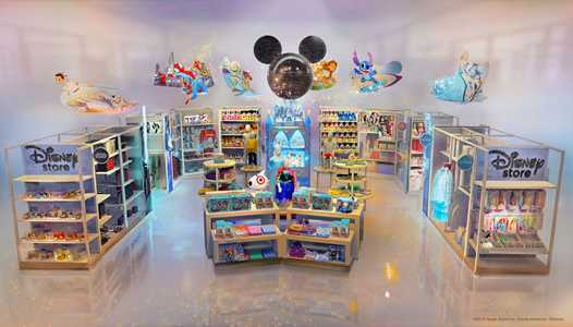 Target coming to Walt Disney World and Disney Store shop-in-shop coming to Target stores