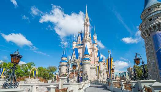 Walt Disney Company Third Quarter Earnings show the theme parks revenues decreased 85 percent and a loss of $3.5 billion in revenue