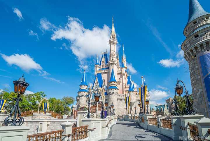Walt Disney World theme parks closed until further notice