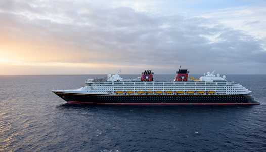 All sailings on the Disney Wonder are cancelled through the end of June