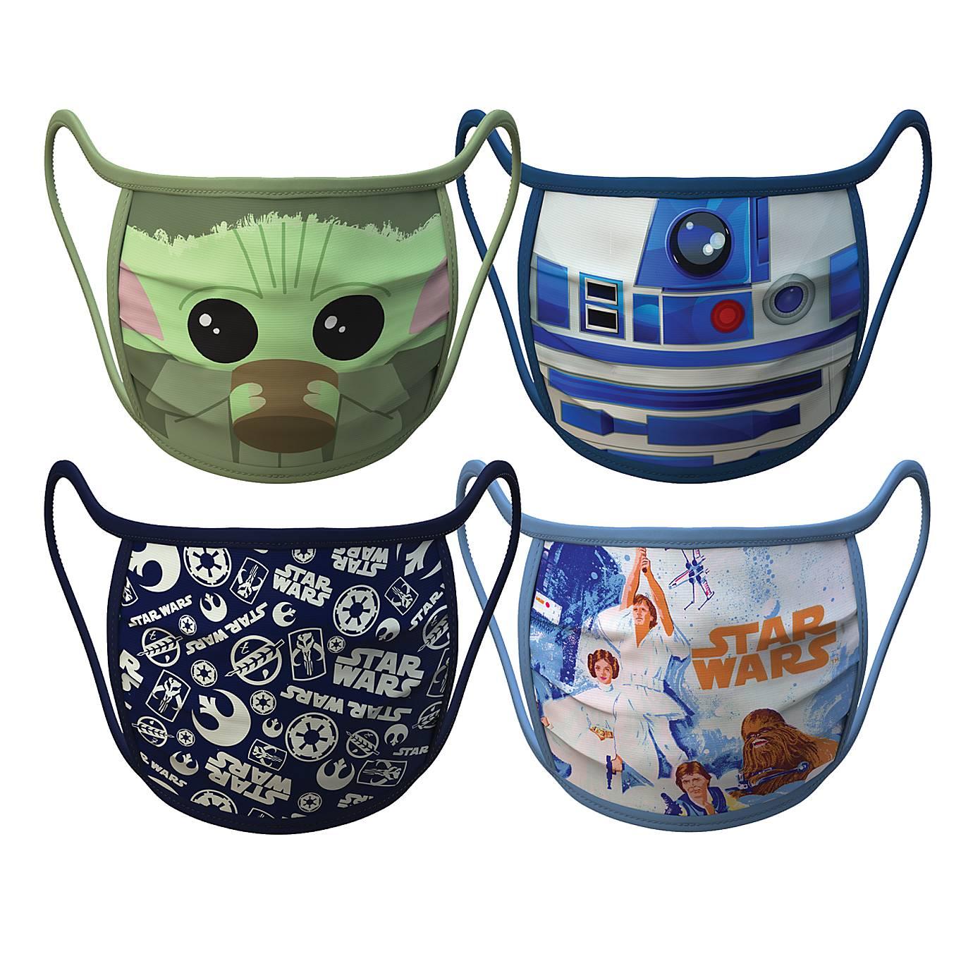 Star Wars Cloth Face Masks