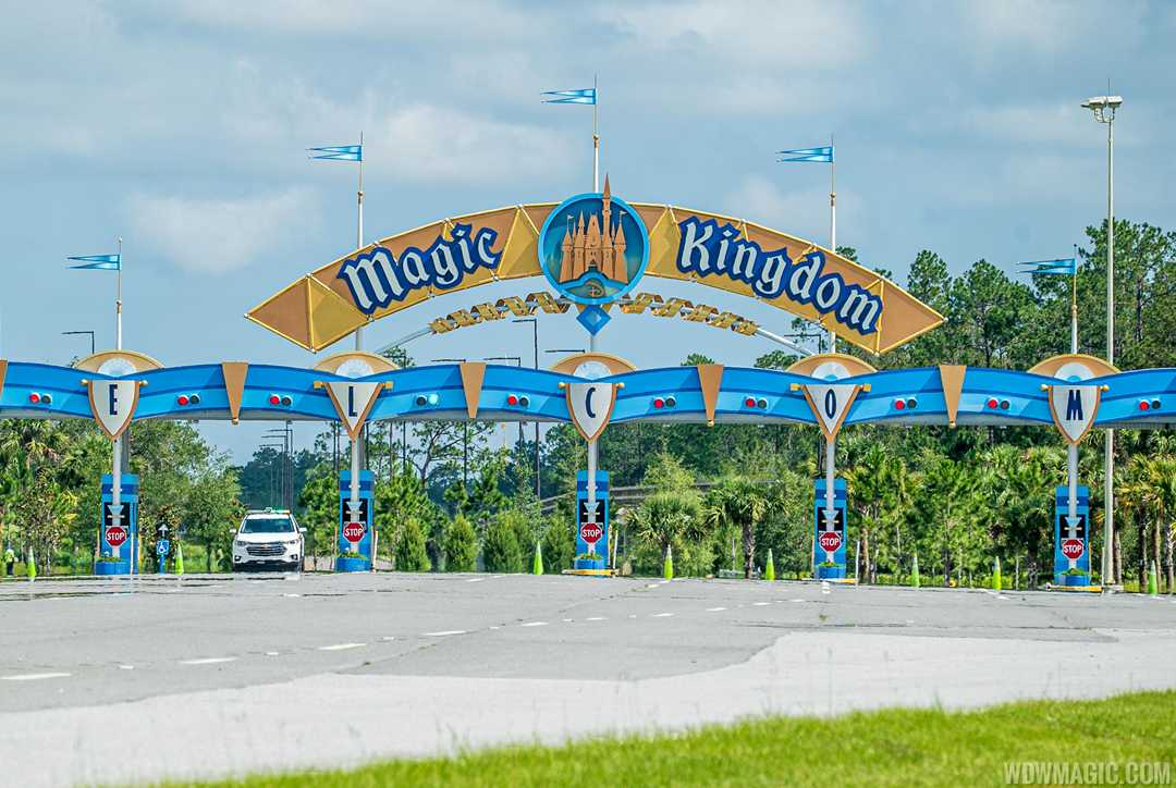 Disney will no longer require masks to be worn outdoors at Walt Disney World theme parks