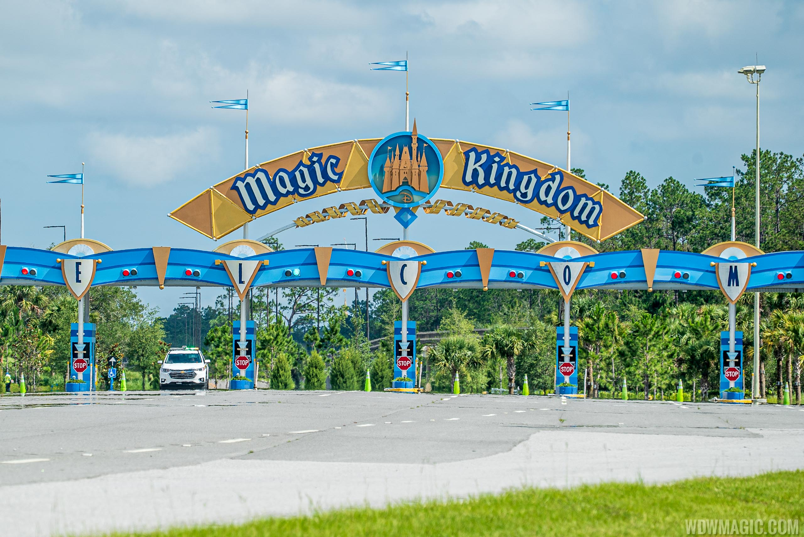 Walt Disney World has not seen international guests since the mid-March shutdown due to COVID-19