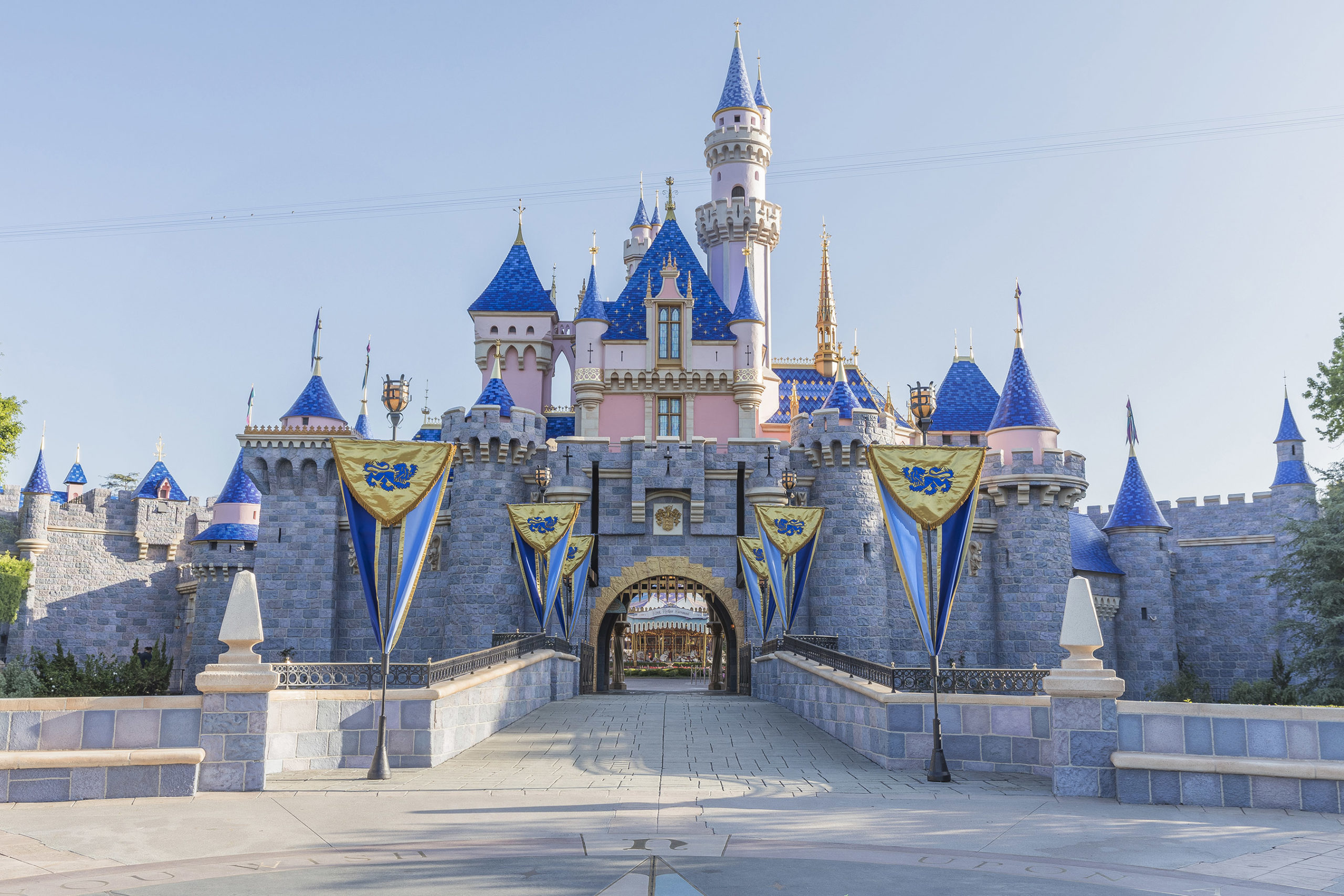 The Walt Disney Company has received encourage news today with a potential reopening of its California theme parks in April.