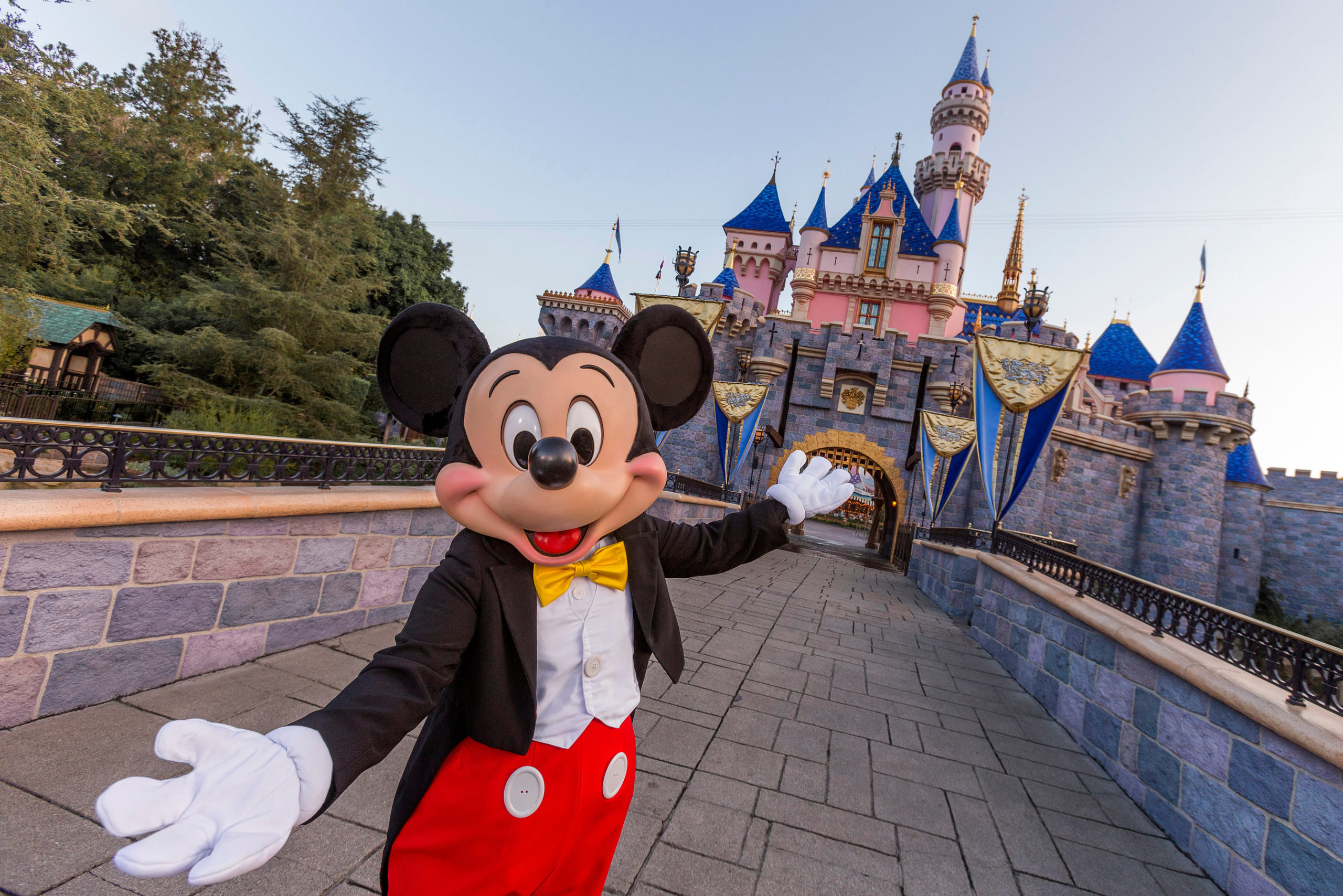 Both Disneyland Park and Disney California Adventure Park will reopen April 30