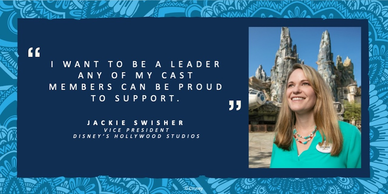 Jackie Swisher, Vice President Disney's Hollywood Studios