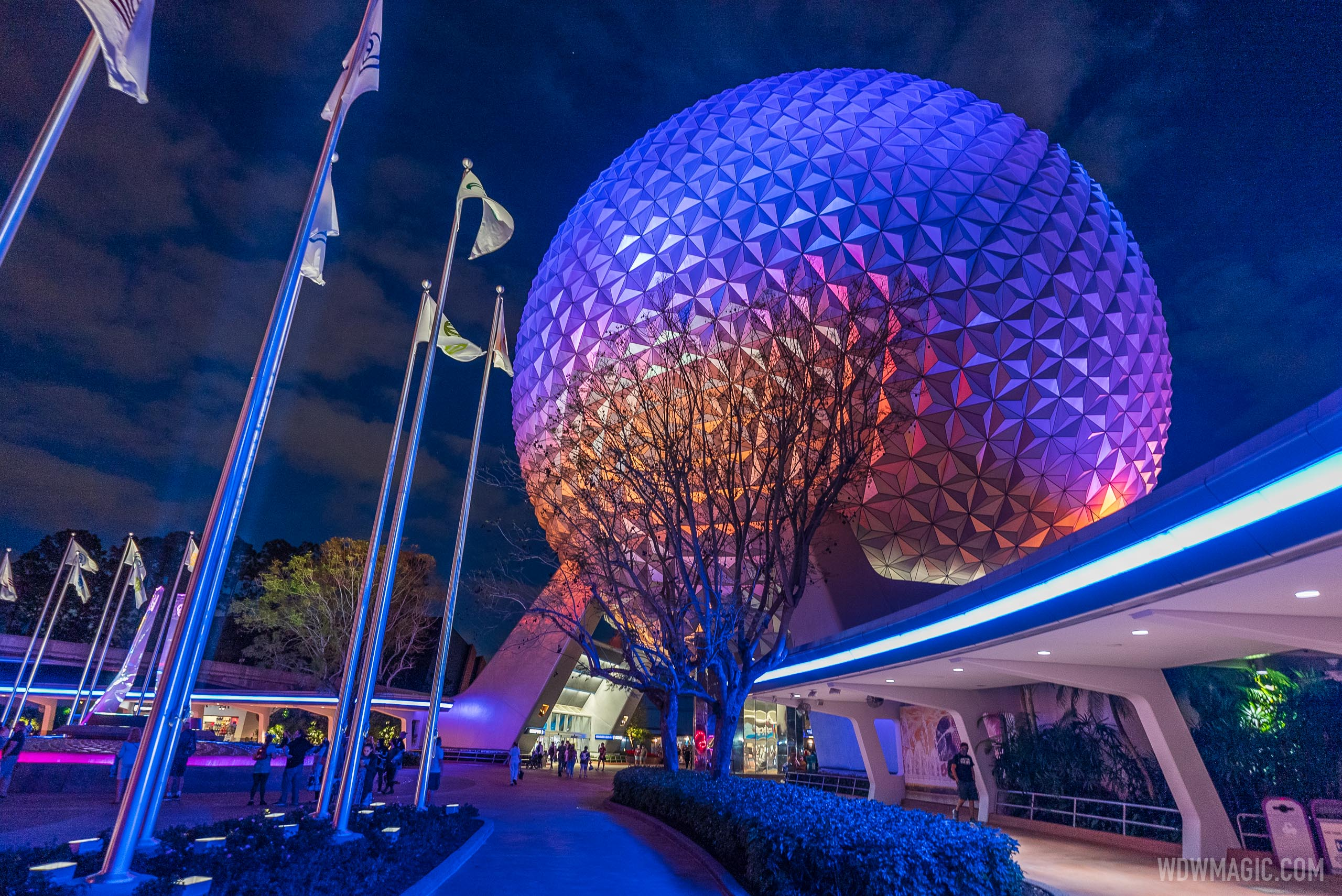 Walt Disney World Vice Presidents March 2021