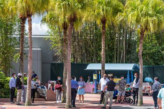 More and more Disney World Cast Members being recalled to work as Disney prepares to boost capacity for the summer