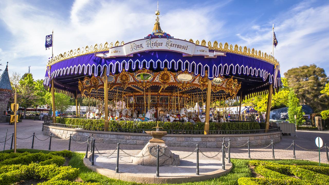 Disneyland reopens April 30 2021