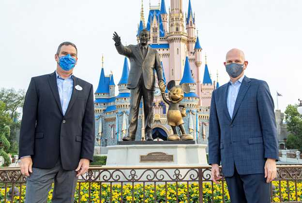 Disney and AdventHealth alliance