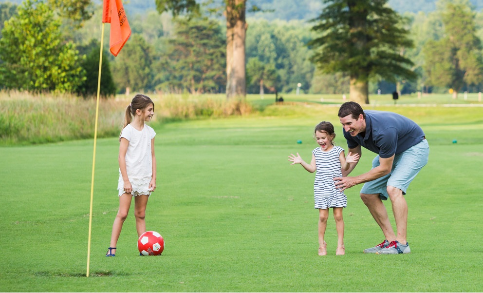 FootGolf now available at Disney's Oak Trail golf course