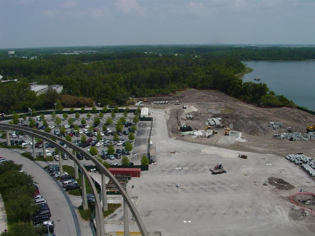 Latest progress photos on the Contemporary North Wing demolition