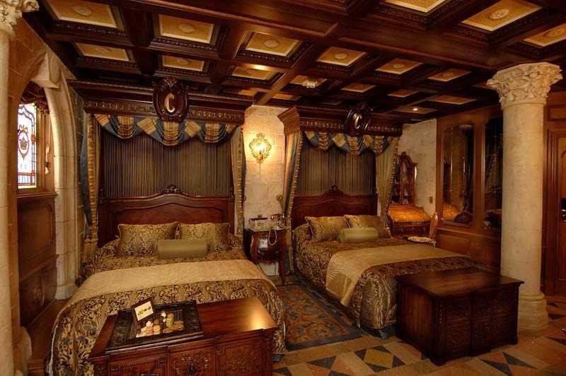 Cinderella castle suite photos cinderella castle suite interior publicscrutiny Gallery