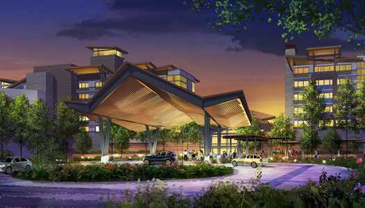 Disney announces plans to build a nature-inspired resort at Walt Disney World