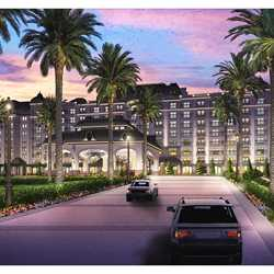 Disney Riviera Resort concept art