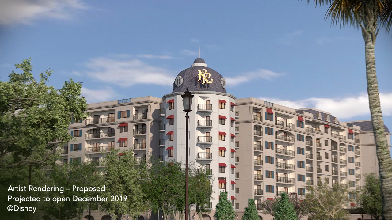 New Disney Riviera Resort concept art