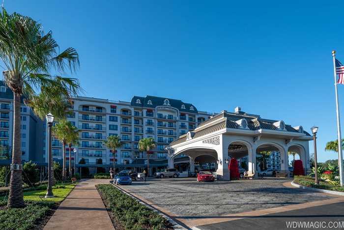 Tour of Disney's Riviera Resort
