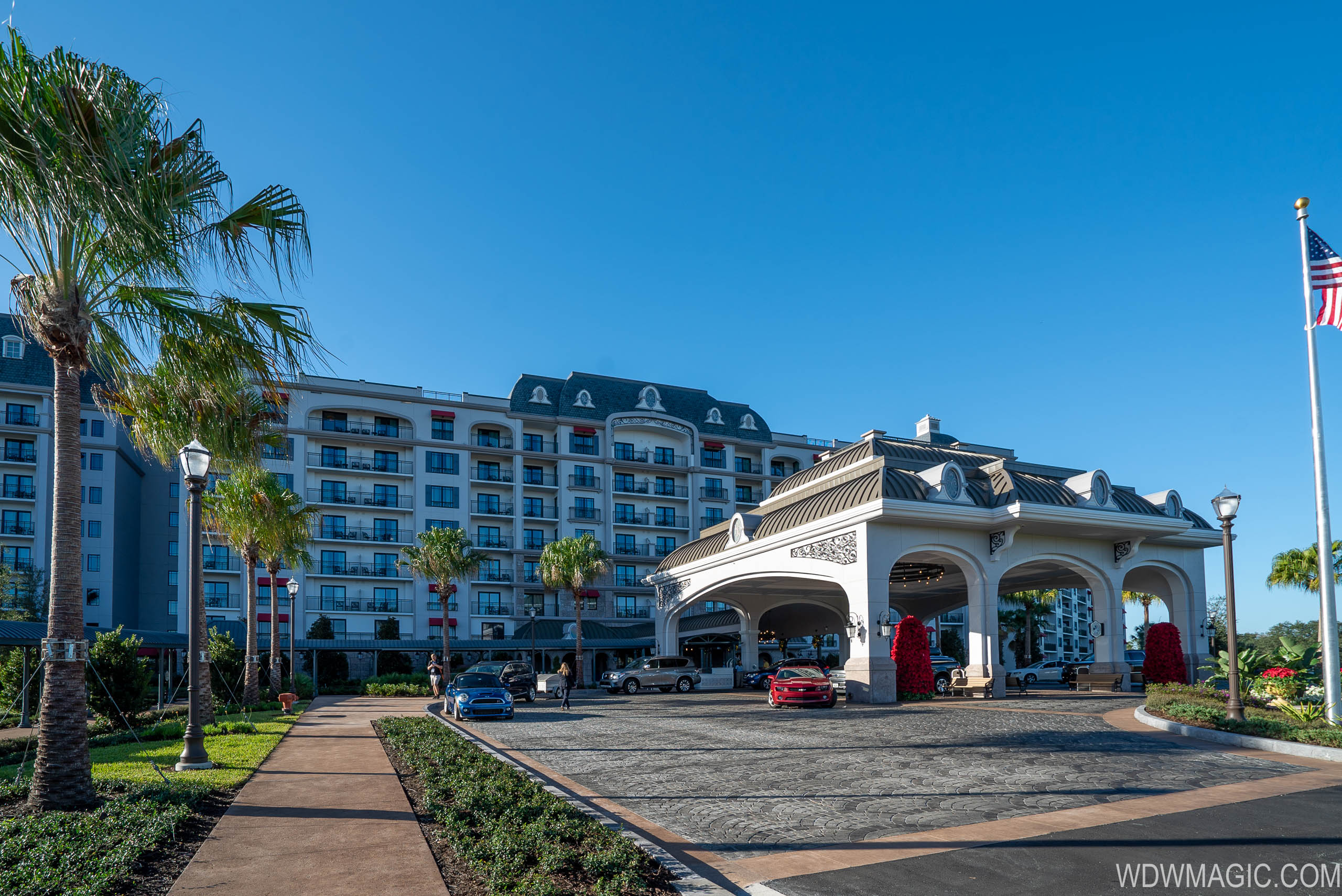 Walt Disney World's Resort hotels remain closed until further notice