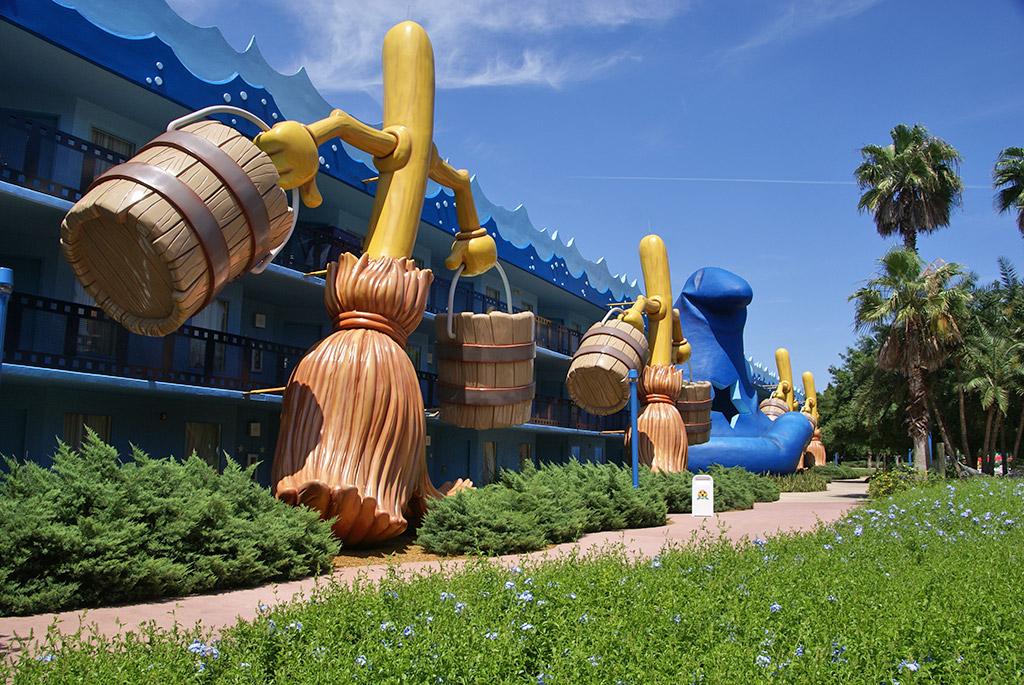 Disney S All Star Movies Resort To Begin Major Room Refurbishments