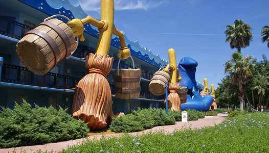 Disney's All Star Movies Resort to begin major room refurbishments this year