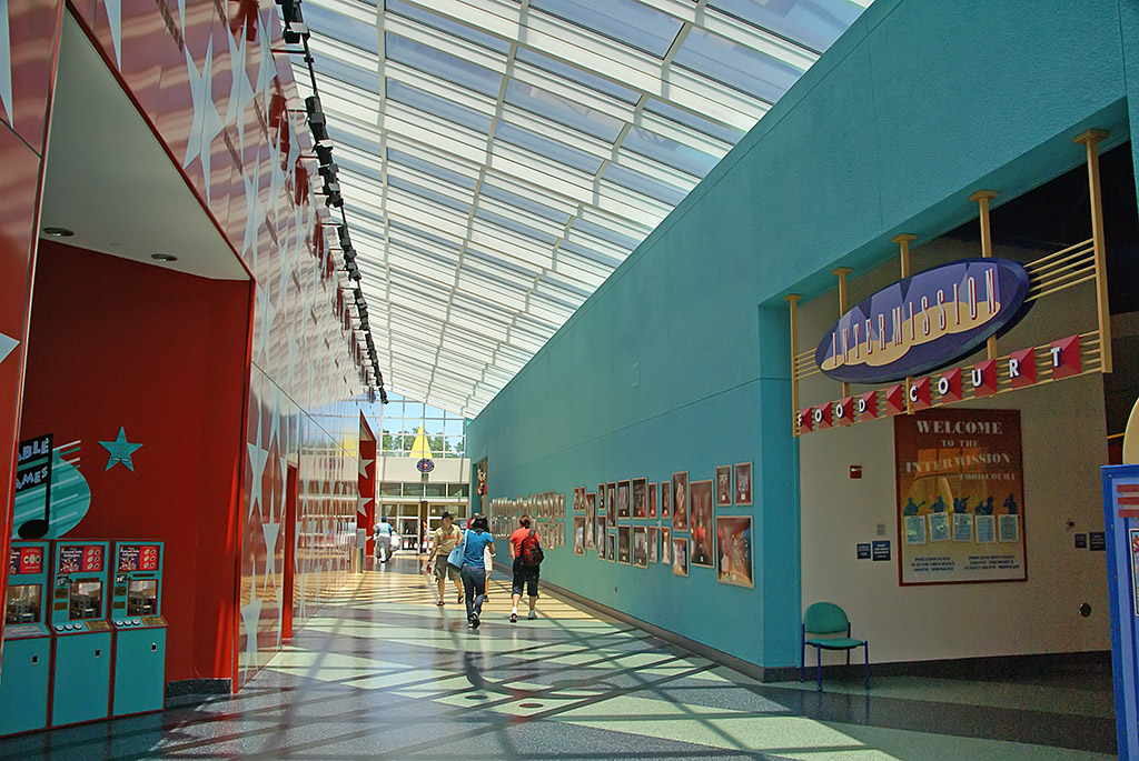 Disney's All Star Music Resort lobby